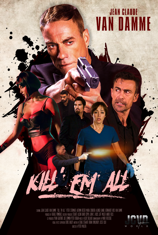kill em all film