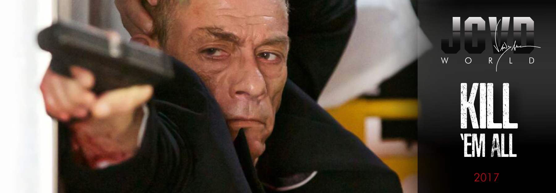 JCVD World - Official Website - Jean Claude Van Damme